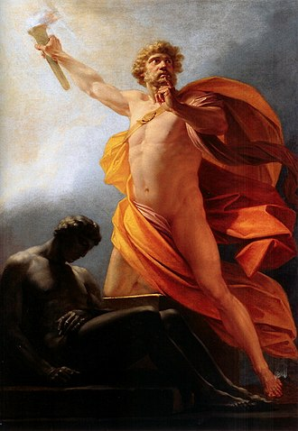 330px-heinrich_fueger_1817_prometheus_brings_fire_to_mankind